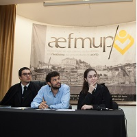 Tomada de Posse AEFMUP 2015