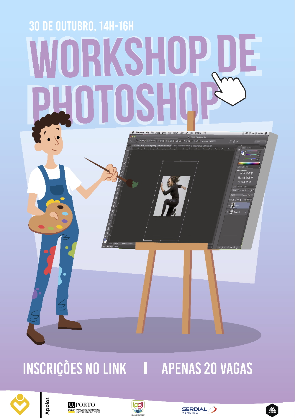 Workshop de Photoshop