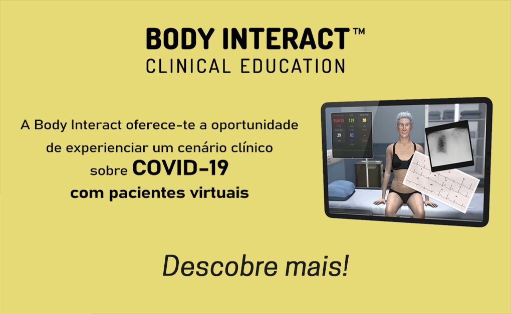 Body Interact – Cenário COVID-19