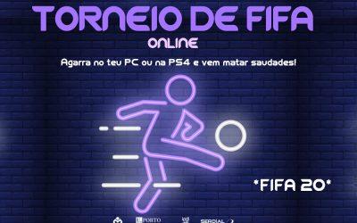 Torneio de Fifa 2020 – STREAMING