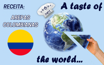 A Taste of The World – Arepas Colombianas