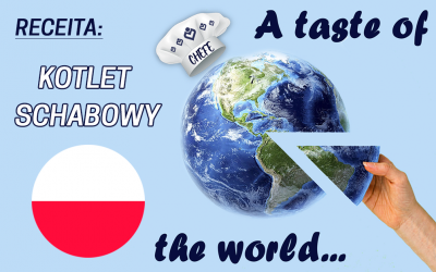 A Taste of The World – Kotlet Schabowy