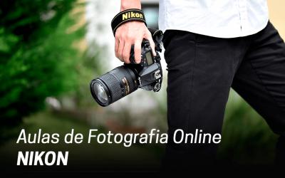 Aulas de Fotografia – NIKON