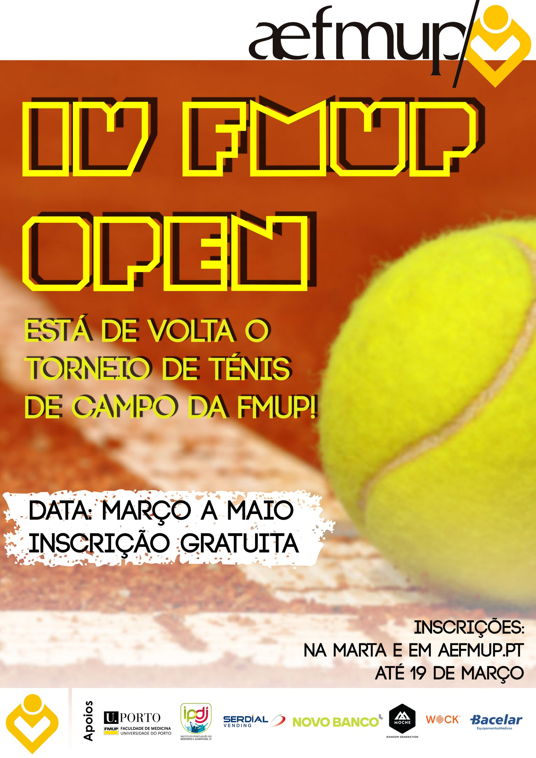 FMUP Open IV
