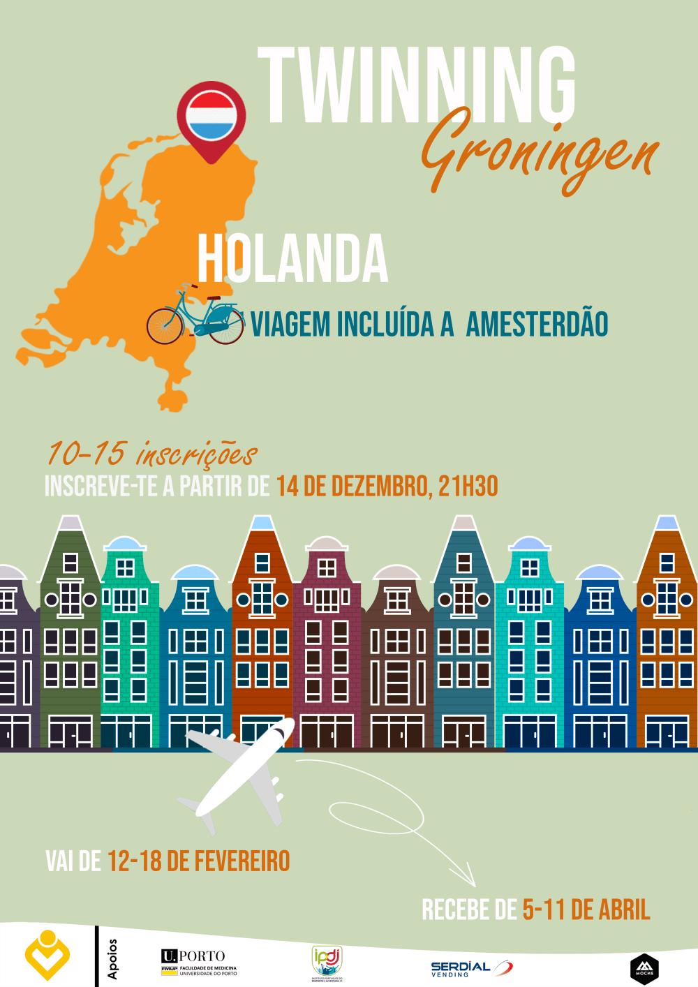 Twinning Groningen